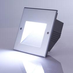 3W IP65 imprägniern die im Freienled-Wand-Jobstepp-Lichter