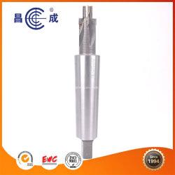 Feitos de aço comum personalizados Carbide Insira 4 flautas Profile fresa