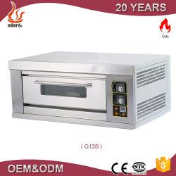 De professionele MiniOven van de Oven van de Pizza van de Fabriek Junjian met Enig - het enig-Dienblad van de Laag