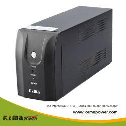 في RS232 RJ45 USB UPS Line Interactive UPS Line، قم بإنشاء نسخة احتياطية من UPS Standby UPS