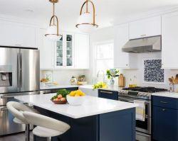 Armário personalizados decisores pré construído em armários de cozinha/arcas congeladoras