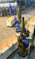 Auto Motor onderdelen krukas voor Mitsubishi 4D34 /4D34t Me013668 Me136680 ME017354T 23100-45000 4D30/4D31/4D32/4D33/4D35/4D55/4D56