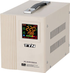 PC-SVR 1500va Relay Control Model AC Automatic Voltage Stabilizer