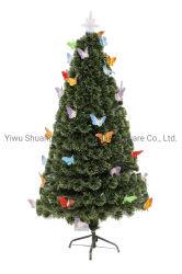 l'albero della fibra di natale di 45-300cm per la decorazione della festa nuziale di festa fornisce i regali del mestiere dell'ornamento dell'amo