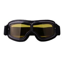 PC Dirt Bike Accessoires circonscription des lunettes à large bande élastique