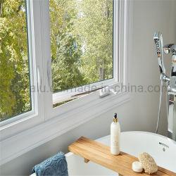 착색한 알루미늄 합금 여닫이 창 Windows 및 유효한 미국 디자인 오프닝 Windows Flyscreen는 이중으로 한다