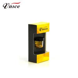 UV d'accompagnement personnalisée concevoir de petits CBD Vape Pen fumer de la cartouche d'huile liquide Case E-Cigarette Packaging