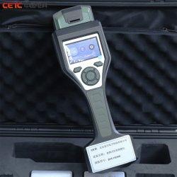 Draagbare explosieven Detecctor zonder stralingsbron
