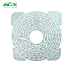 Circuito da China o fabricante da placa de baixo custo base de alumínio LED para PCB & PCBA