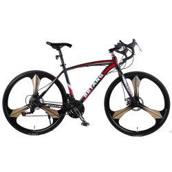 Chine Vente en gros Bicystar Bicicletas bon marché Fibre de carbone / aluminium cadre en alliage Vélo de route 26/27.5/29 pouces 21vitesses 700c vélo de route pour hommes