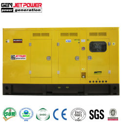 generatore di potere diesel della saldatura di marca BRITANNICA di marca di 100kVA S.U.A.