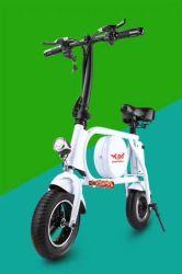 mini bici elettrica dei nuovi adulti di arrivo 350W, bicicletta elettrica