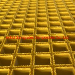 "Решетка из стекловолокна Fibergrate FRP скрип, 3 Вт x 10' L X 1-1/2"" H"