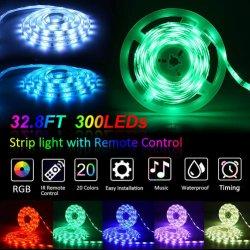 Гибкая газа на домашний декор SMD5050/2835/3528 веревки фонари