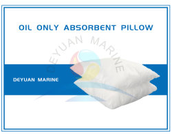 PP déversement de pétrole oreillers absorbants pour contrôler les déversements d'huile