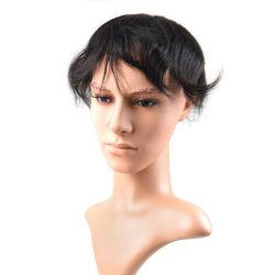 人のToupeeのための卸し売り安い人間の毛髪の拡張かつらの人間の毛髪