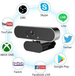 賭博のための完全なHD 1080P USBのウェブ画像調節可能なネットワークビデオ・カメラ