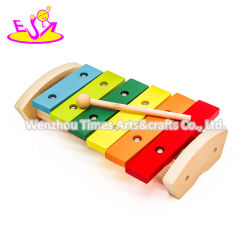 Nieuwe versie Educational Wooden Xylophone for Children W07c081