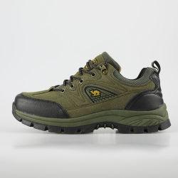 Schuh-beiläufige Sport-Schuh-starke untere warme rutschfeste Schuhe der kundenspezifisches Firmenzeichen-im Freien kletternden Männer