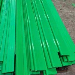 Anti-Static plástico UHMWPE trilho de guia/rolo de guia da corrente