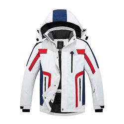 OEM/ODM stijlvolle professionele sport winterwaterdicht modieus snowboard pull over voor heren Soft Shell Sports Winterman Outdoor Hiking Ski Jacket