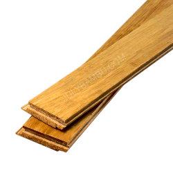 China laminado de fábrica e bambu Vertical piso em madeira vertente Natural Tecidos de piso de bambu para interior