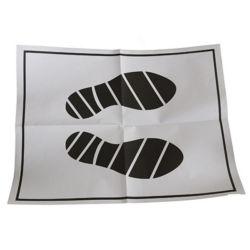 Desechables de papel Auto Alfombrilla Universal impermeable