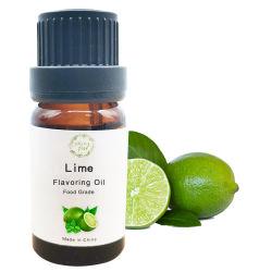 نكهة ليمون أخضر من نوع Soluble مع زيت بلسم الشفاه من نوع Halal جوهر النكهة المعتمدة لمقاومة الحرارة