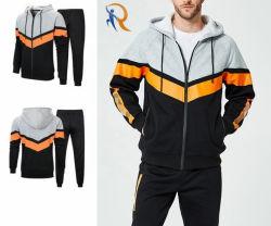 Kostuum van het Spoor van de Bovenkledij van de Sporten van Mens van de douane het Slanke Geschikte Duidelijke voor Manier 2020 van Mensen Kledende rtm-017