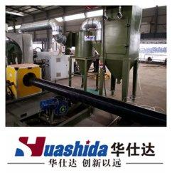 3PE Revêtement de protection anticorrosion pour tube acier/Pipeline de gaz d'huile de la transformation/Ligne de Production
