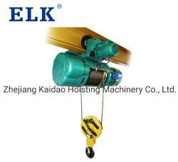 CD/MD Typ elektrische Drahtseil-Hebevorrichtung für Laufkran