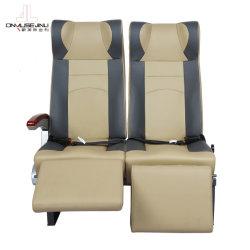 Housse en cuir personnalisé confortable cabine Simulation Coach siège Bus