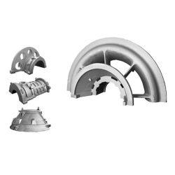 맞춤형 ADC5 ADC12 알루미늄 주조 파트 단조 휠 금속 개질 롤 캐스팅 레진 캐스팅 모델 아이언 캐스팅 스태커웨이