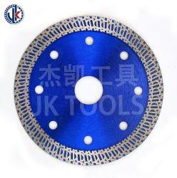 4'' la nitidez y Cero astillado de corte de cerámica/Porcelana/mosaico de la hoja de sierra de diamante