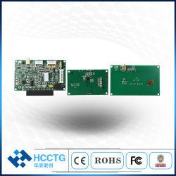 USB و RS232 مسجل قارئ بطاقات ذكية لبطاقة التعريف الراديوية (RFID) من OEM للبطاقة المغناطيسية الذكية لـ OEM الوحدة (HCC-T10-DC3)
