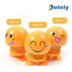 Bambola con agitazione per la testa per bambini, giocattoli, statuette in resina divertenti Bambola Bobble Head
