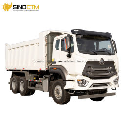 Sinotruk Hohan 6X4 340HP Euro4/Euro5の貨物シャーシ