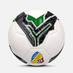 Commerce de gros logo personnalisé de la formation FUTBOL FOOTBALL Taille 5