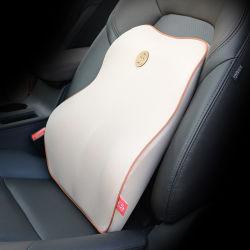 Il cuscino di massaggio dell'automobile dell'ammortizzatore di sostegno del tratto lombare della vita della presidenza della sede della gomma piuma di memoria del cuscino di sostegno lombare dell'automobile supporta l'automobile