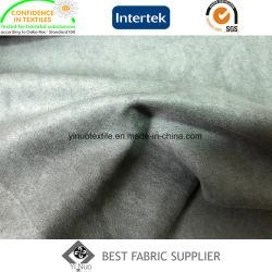 De polyester Geweven Weft Stof van de Schoen van de Zak van het Suède