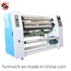 BOPP rebobinadora cortadora longitudinal de cinta cinta de embalaje (normal)
