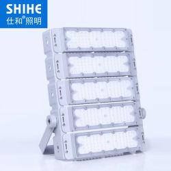Cancha de deportes Tenis Baloncesto el módulo de iluminación del campo de la luz del túnel proyector foco 250W Reflector proyector LED de exterior