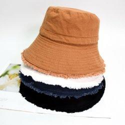Loisirs Les femmes de coton lavé godet Cap Fashion Hat