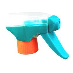 Bouton plastique PP Square Shooter pistolet pulvérisateur nettoyant carré de la pompe de pulvérisation d'atomisation de buse de pulvérisation des armes à feu