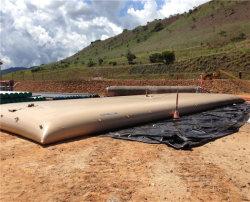 China Factory Fino travesseiro dobrável água do tanque de Bexiga