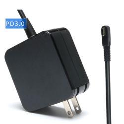 Lader voor de Adapter van de Macht van de Levering van de Macht van Asus Pd type-C 45W 20V 4.5A met Goedkeuring CE/FCC