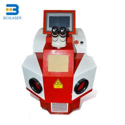 De Machine van het Lassen van de Vlek van de laser voor de Batterij van Teech van Glazen Stainsteel