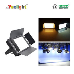 LED do painel do teto DMX 256 PCS LED Luzes Programáveis Uplighting Sem Fio