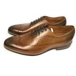 La Mens Brogues zapatos colección con un elegante bascula