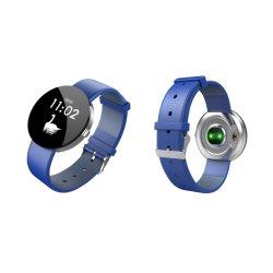 duração da bateria de alto desempenho relógio esportivo 1,3 IPS HD de ecrã táctil a cores do Monitor de Ritmo Cardíaco Ipx67 à prova de vida vigilância inteligente de câmara remoto Bluetooth